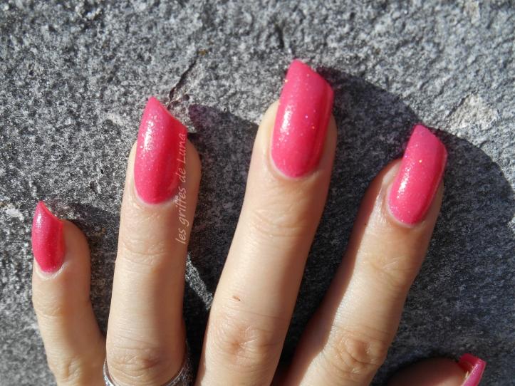 KIKO 504 Pearly glaze pink 3