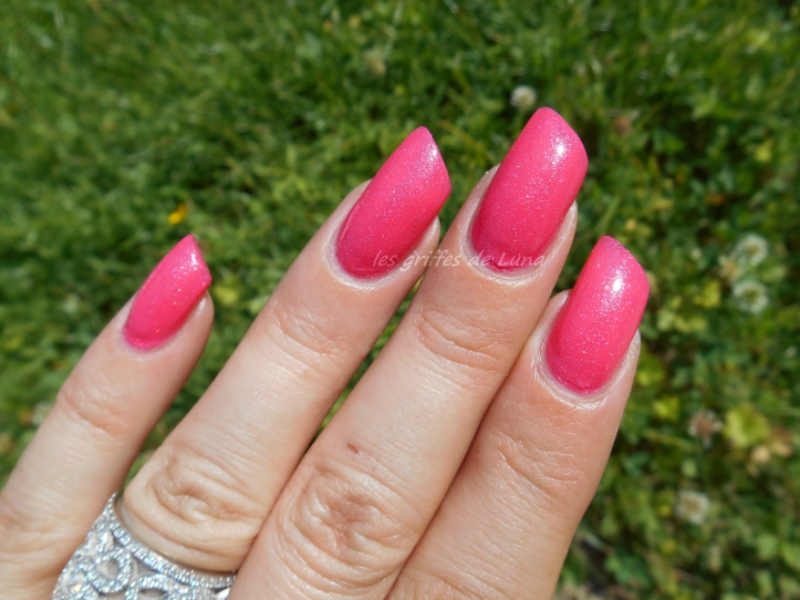 KIKO 504 Pearly glaze pink 4