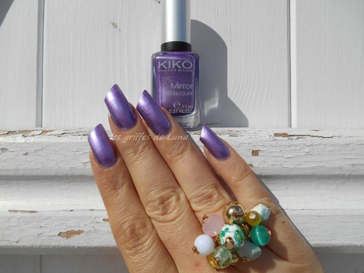 KIKO 621 Mirror violet 1