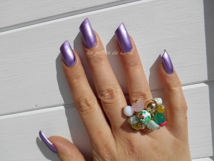 KIKO 621 Mirror violet 2