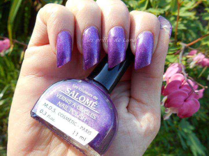 Salomé F186-431 violet 4