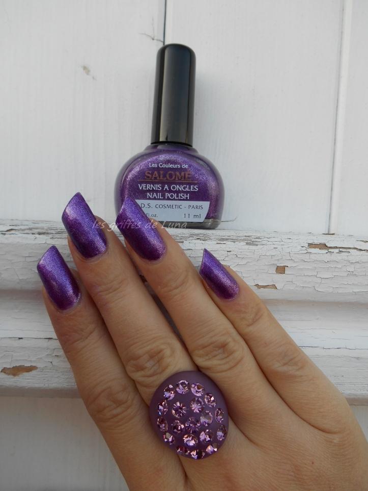 Salomé F186-431 violet 5