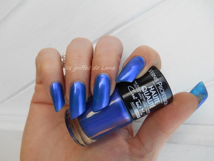 Miss europe 93 Bleu indigo 1