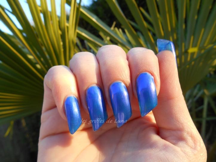 Miss europe 93 Bleu indigo 2