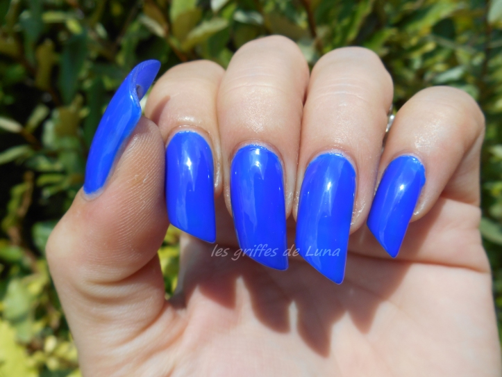 BARRY M GELLY 412 Blue grape 3