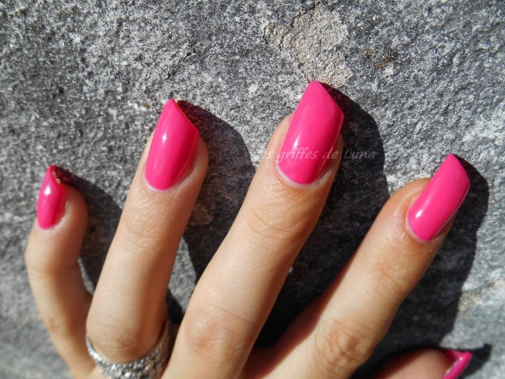 BARRY M GELLY 420 Pink punch 3