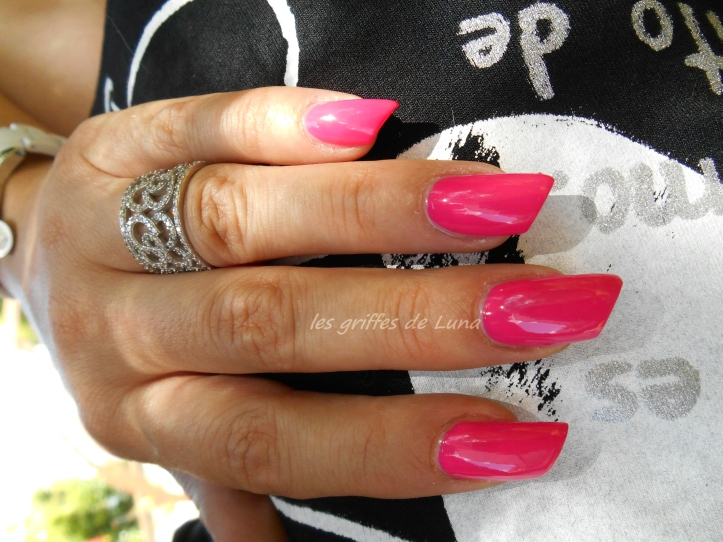 BARRY M GELLY 420 Pink punch 5