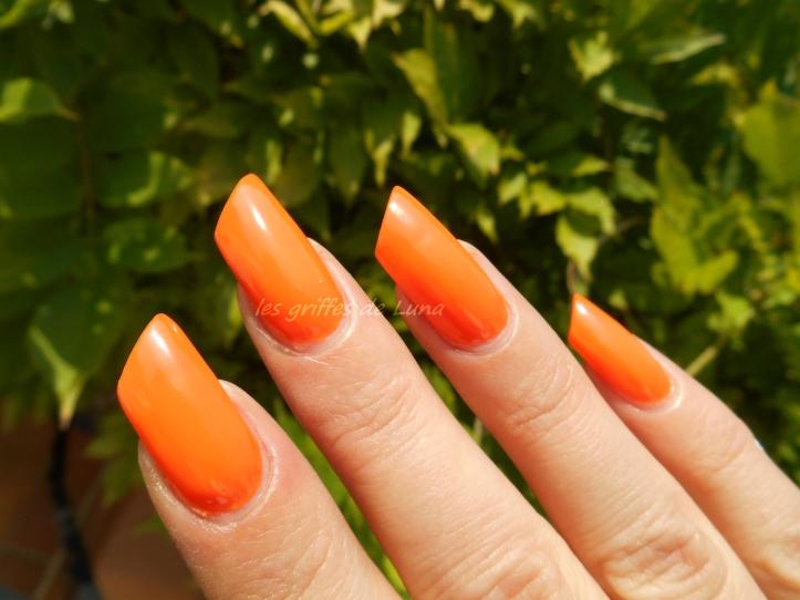 SMINK Pumpkin street orange 1