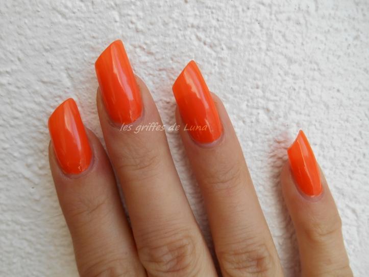 SMINK Pumpkin street orange 3
