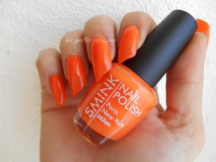 SMINK Pumpkin street orange 4