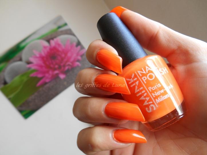 SMINK Pumpkin street orange 5
