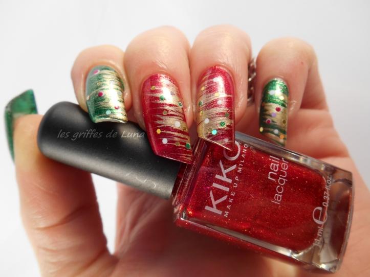 nail art Noel 1 1