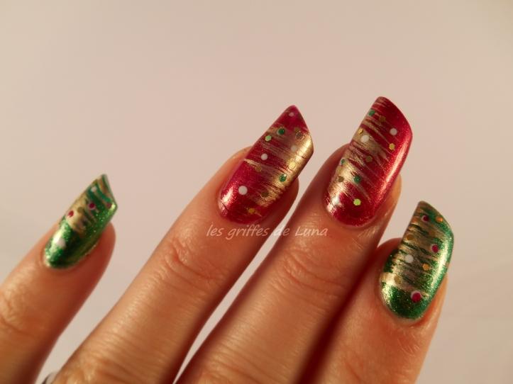 nail art Noel 1 3
