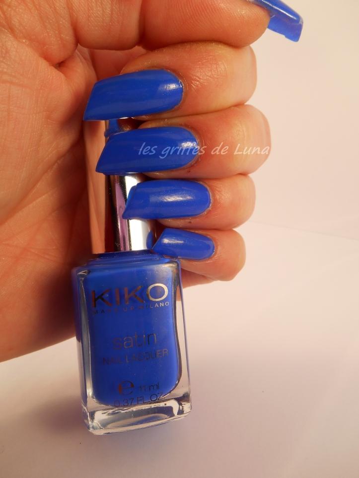 KIKO 448 bleu roi 3