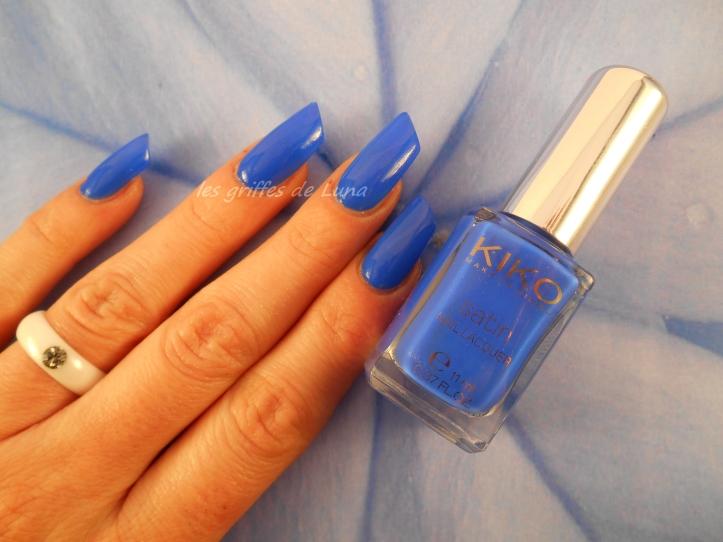 KIKO 448 bleu roi 5