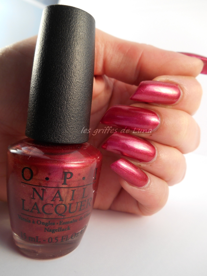 OPI Embarca-dare ya ! 2