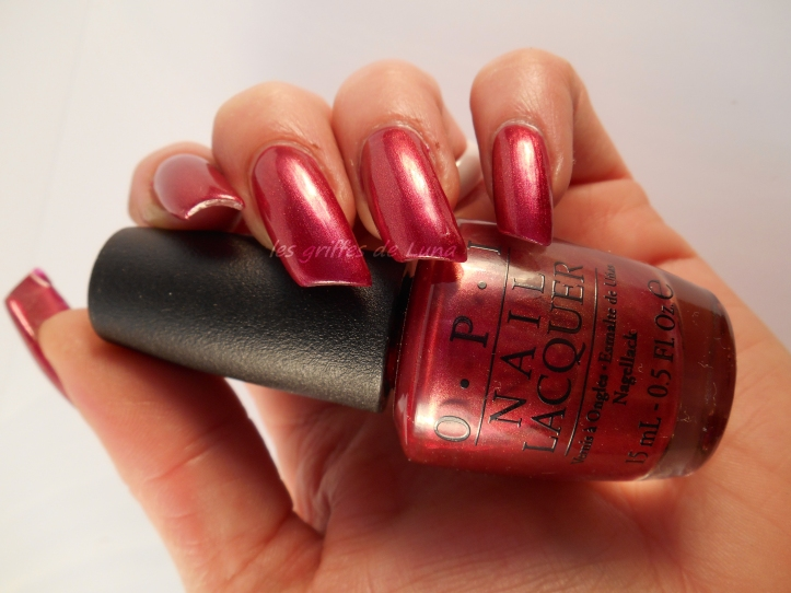 OPI Embarca-dare ya ! 3