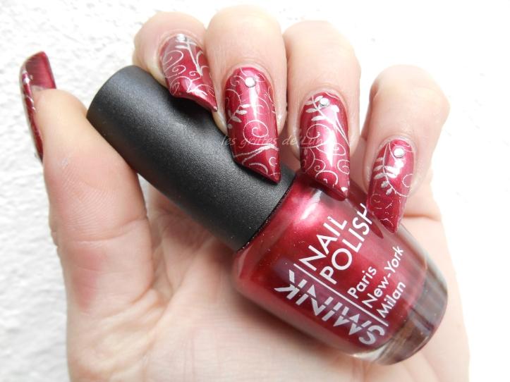 Nail art Romantique 1