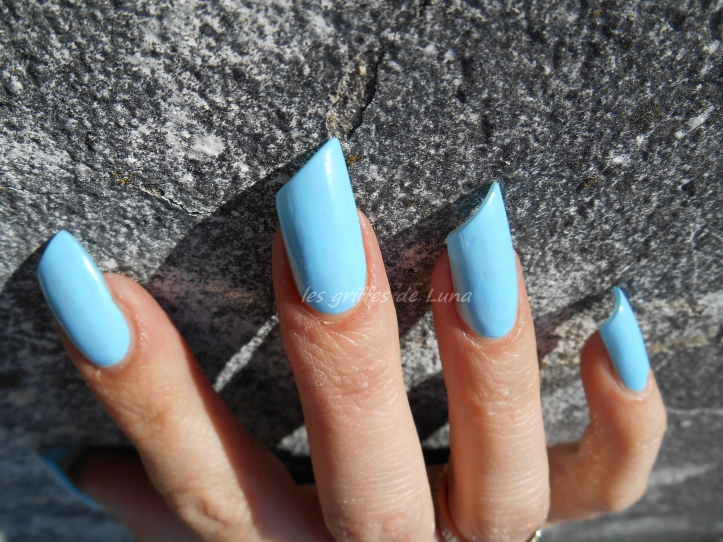 CLAIRE'S Baby blue 2