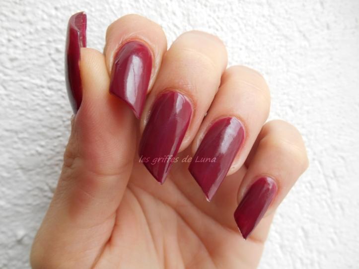 KIKO So Stylish Garnet red 3