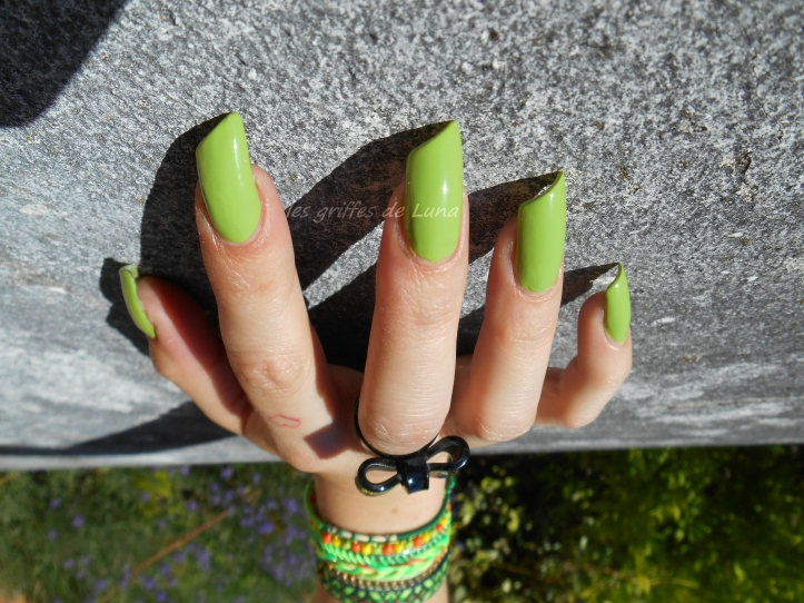 BARRY M - Gelly - Key lime 2