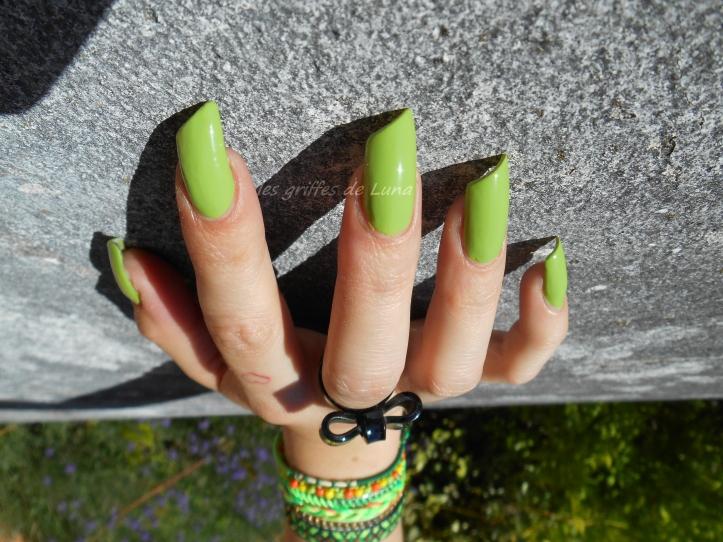 BARRY M - Gelly - Key lime 2