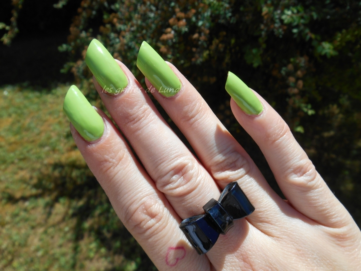 BARRY M - Gelly - Key lime 3