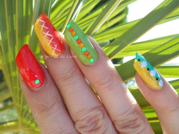 Nail art Inspiration bracelet 5
