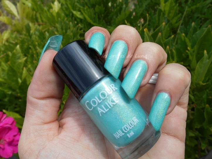 COLOUR ALIKE 513 turquoise 1