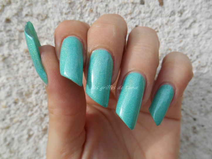 COLOUR ALIKE 513 turquoise 2