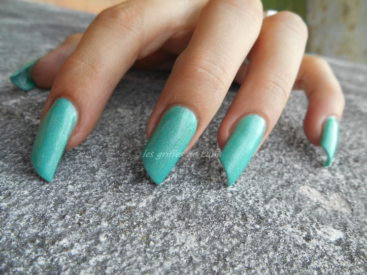 COLOUR ALIKE 513 turquoise 4