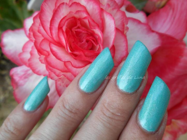 COLOUR ALIKE 513 turquoise 5