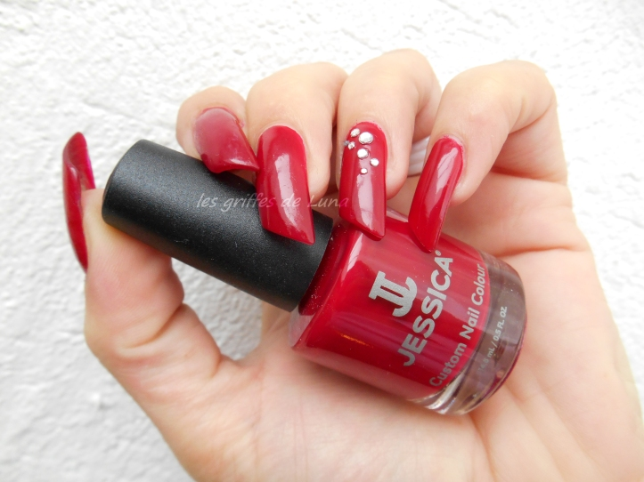 Rouge & strass 2