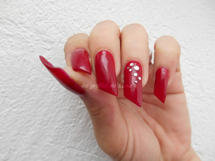 Rouge & strass 3