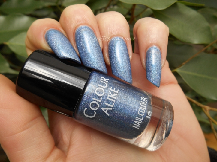 COLOUR ALIKE holo 518 bleu jean 1
