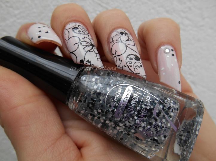 Nail art Sobriety 2