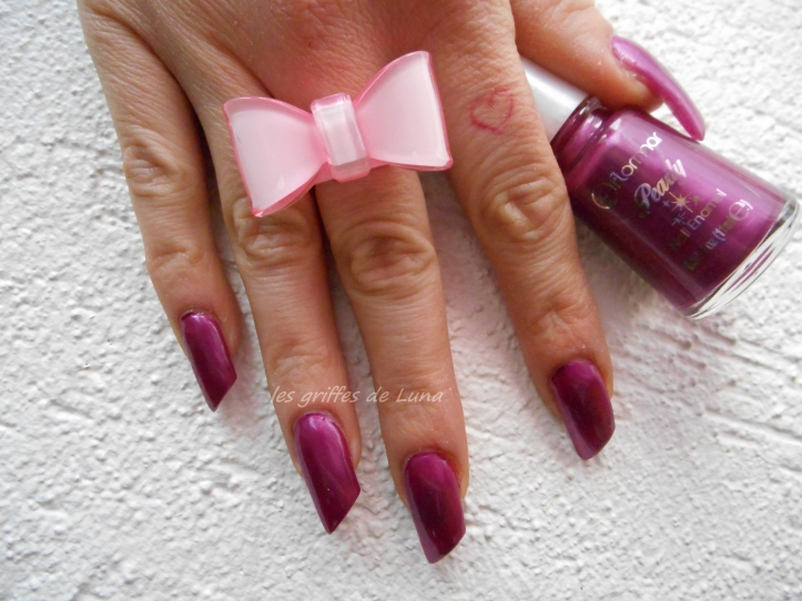 FLORMAR Pearly PL129 Purplehaute couture 4