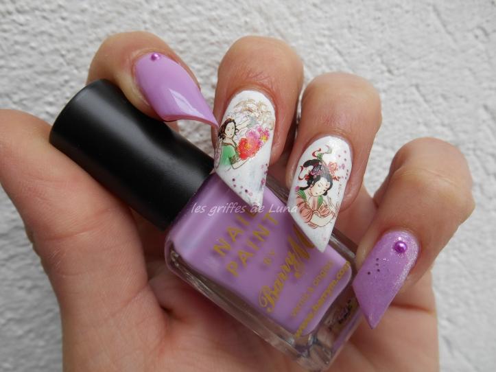 Nail art Inspirations d'Asie 1