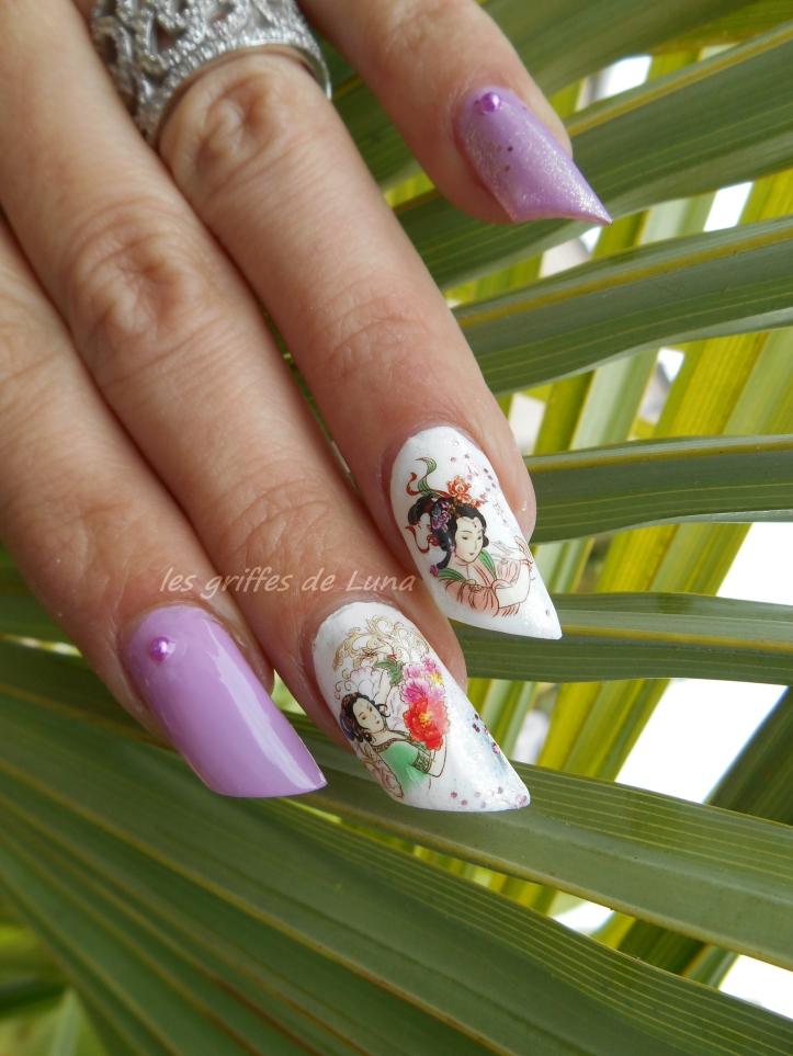 Nail art Inspirations d'Asie 5