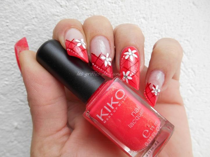 Nail art Printanier 6