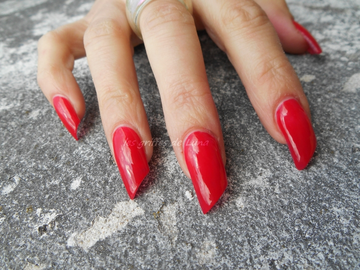 SALOME F183 341 rouge 2