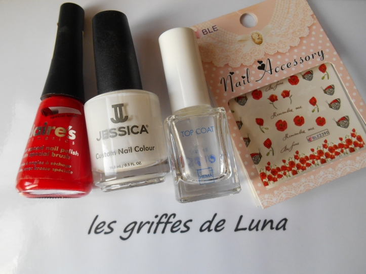 nail-art-coquelicots-materiel
